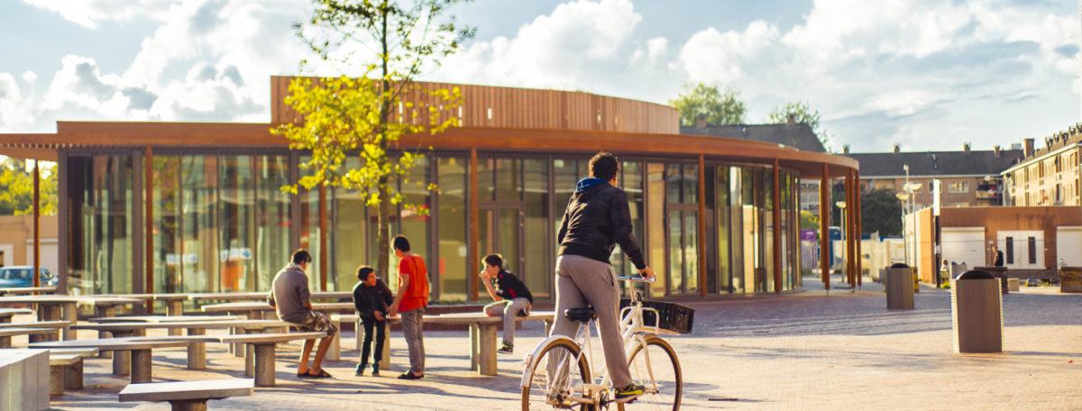 Winkelcentrum Waterlandplein