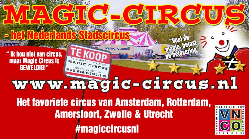 Magic Circus Waterlandplein
