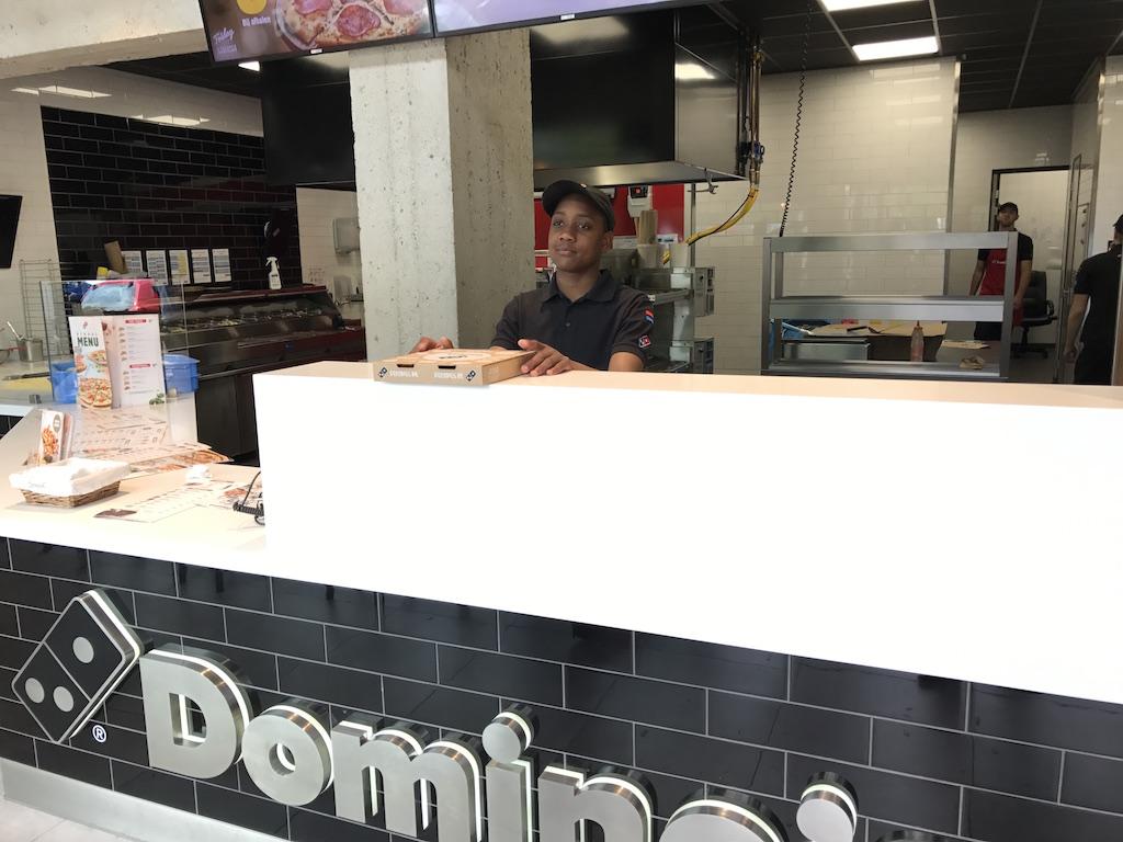 Domino's pizza Winkelcentrum Waterlandplein