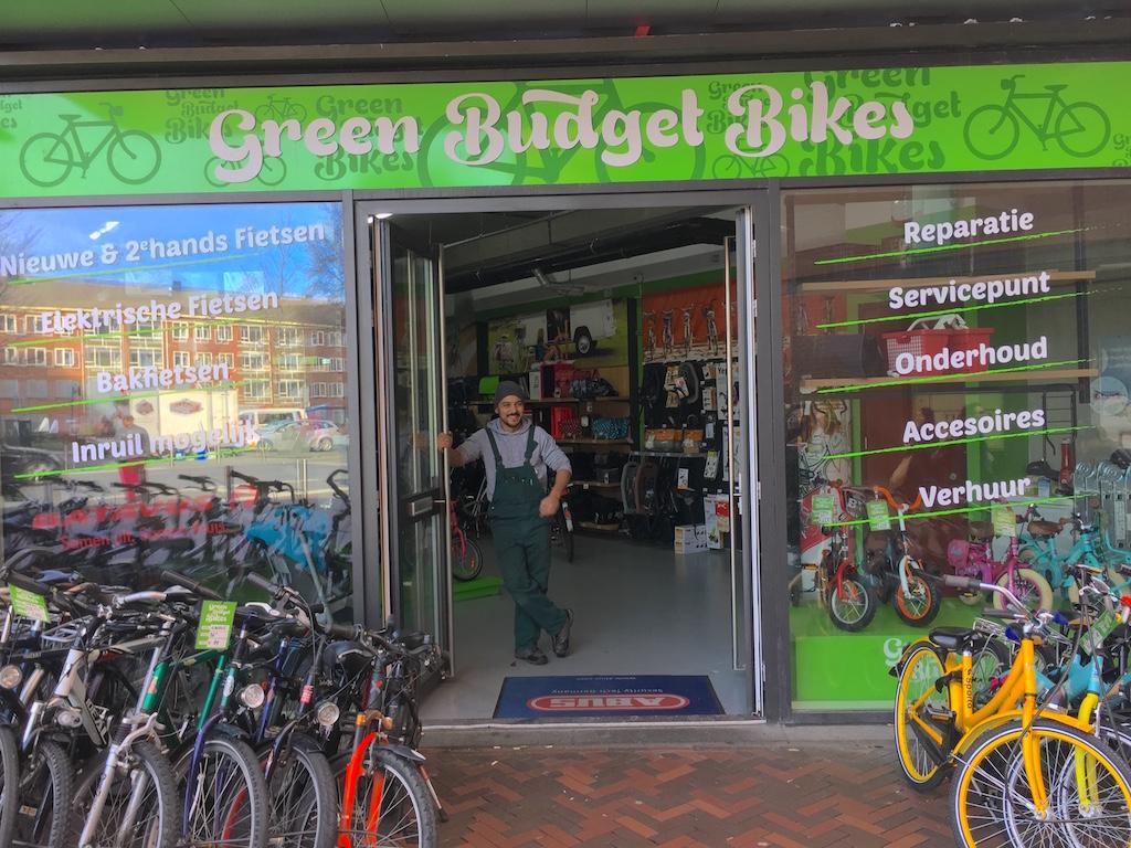 Green Budget Bikes Waterlandplein