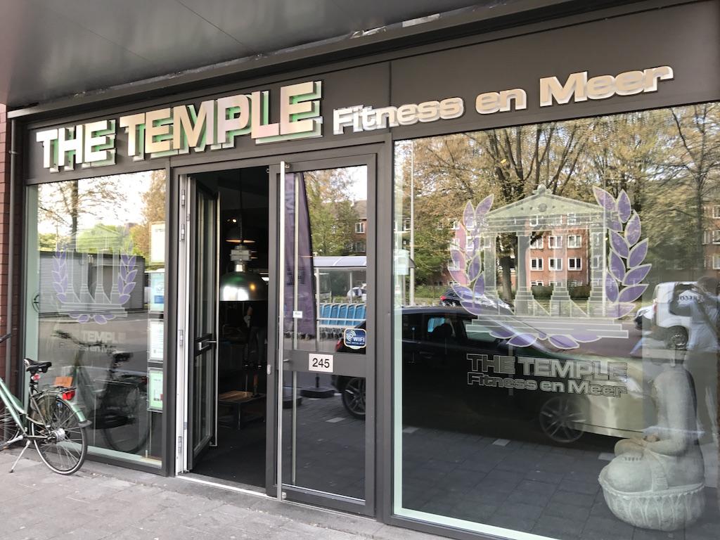 The Temple Fitness Waterlandplein